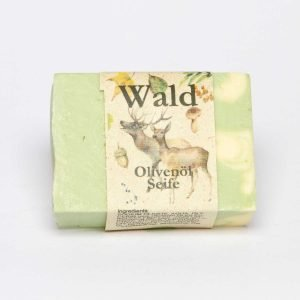 olivenol-seife-wald