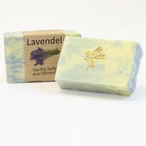 Seife Lavendel