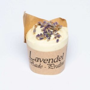 Badepraline Lavendel