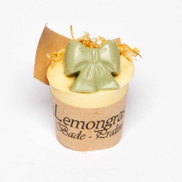 Badepraline Lemongras handgemacht