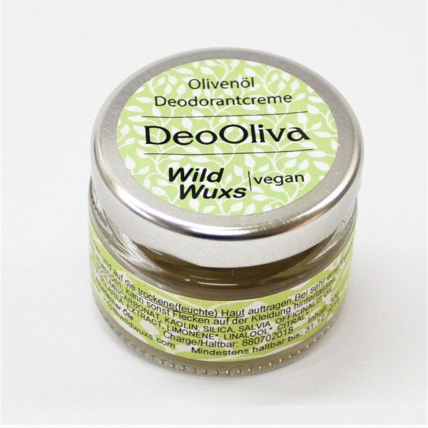 Deo Oliva Deodorant Creme
