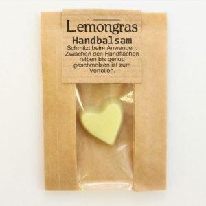 Handbalsem Lemongras Herz