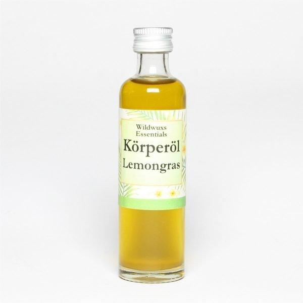 Körperöl Lemongras