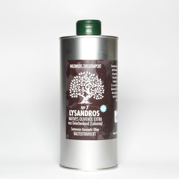 Nr. 7 Lysandros 750ml