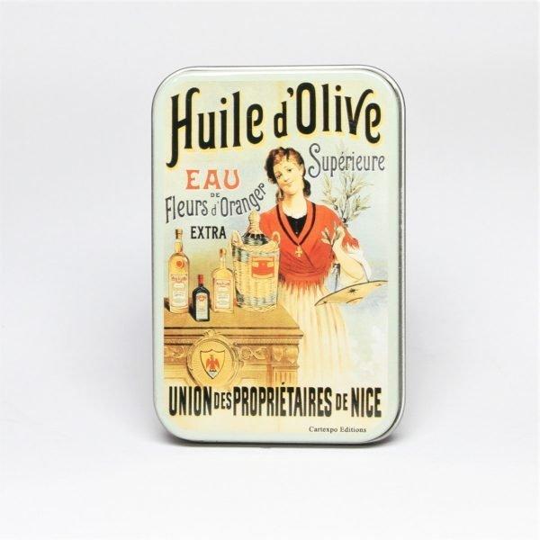 Seifendose Huile d'Olive