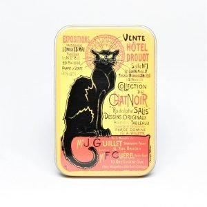 Seifendose Chat noir, Wendland, Wildwuxs