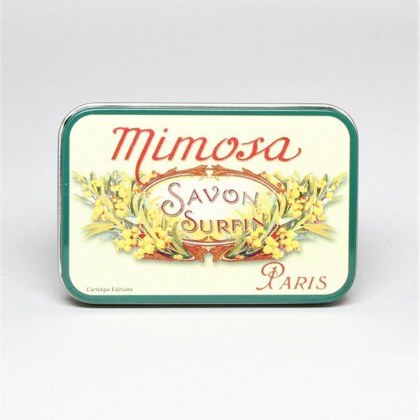 Seifendose Mimosa