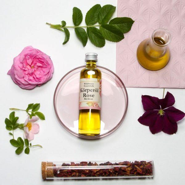 Koerperoel-Rose-Melisse
