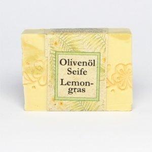 Olivenöl Seife Lemongras