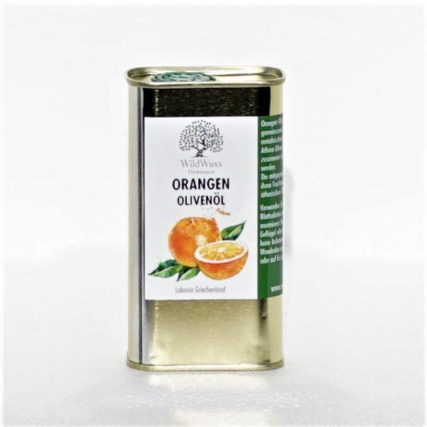 Orangen Olivenöl 250ml