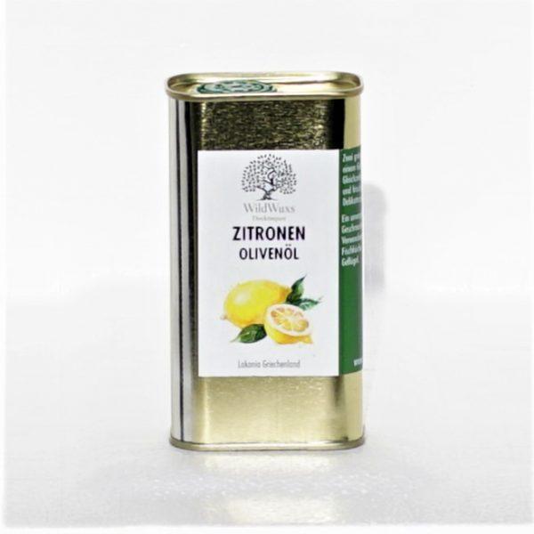 Zitronen Olivenöl 250ml